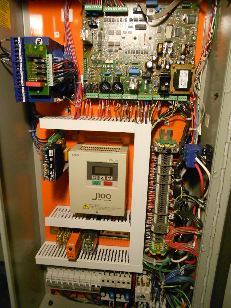stahl electrical cabinet